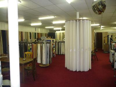 gordijnen in verschillende stijleneigen atelier vakkundig gemaakt
